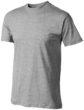 Werbeartikel T-Shirts SLAZENGER 200 - T Shirts ingrau meliert