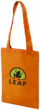 Eros kleine Non Woven Tagungstasche - orange
