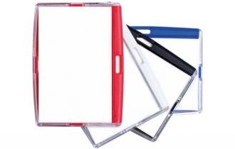 Kartenbox Querformat 86 x 54 mm