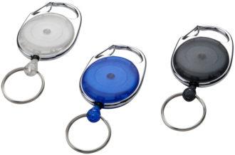 Gerlos Schlüsselanhänger mit Rollerclip