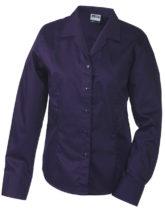 Werbeartikel Damen Business Bluse longsleeved