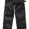 Industry300 Trousers Short Dickies - black/black
