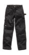 Industry300 Trousers Short Dickies - black/black