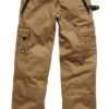 Industry300 Trousers Short Dickies - khaki/black