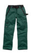 Industry300 Trousers Regular Dickies - green/black