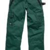 Industry300 Trousers Tall Dickies - green/black