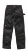 Industry300 Trousers Tall Dickies - black/black