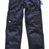 Industry300 Trousers Tall Dickies - navy/royal