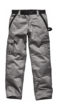 Industry300 Trousers Tall Dickies - grey/black