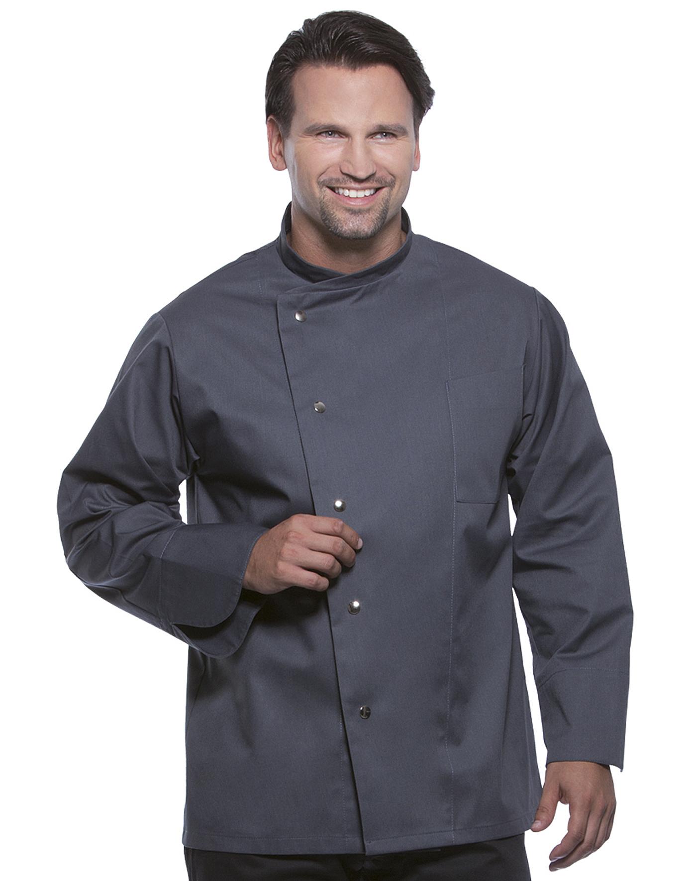 Kochjacken Chef Jacket Lars Long Sleeve KARLOWSKY