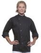Chef Jacket Lars Long Sleeve KARLOWSKY - black