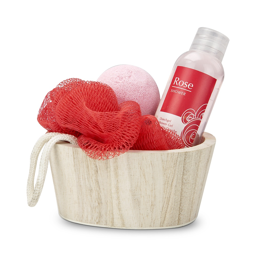 Red in Balance Wellness Set