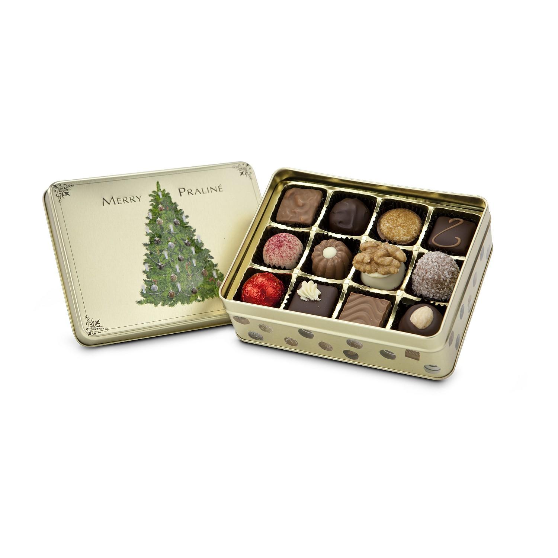 Merry Praline Geschenkdose