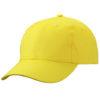 6 Panel Workwear Cap James & Nicholson - sun yellow