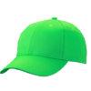 6 Panel Workwear Cap James & Nicholson - green