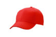 6 Panel Workwear Cap James & Nicholson - red