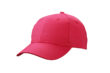 6 Panel Workwear Cap James & Nicholson - pink