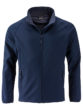 Men's Promo Softshell Jacket James & Nicholson - navy navy