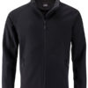 Men's Promo Softshell Jacket James & Nicholson - black black