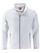 Men's Promo Softshell Jacket James & Nicholson - white white