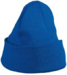 Knitted Cap James & Nicholson - royal