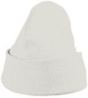 Knitted Cap James & Nicholson - offwhite