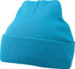 Knitted Cap James & Nicholson - aqua