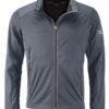 Men's Sports Softshell Jacket James & Nicholson - titan black