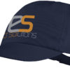 Basic Cotton Cap Bullet - navy