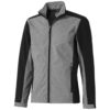 Vesper Softshell Herrenjacke Elevate - blue heather