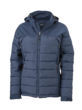 Ladies Outdoor Hybrid Jacket James & Nicholson - navy