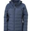 Ladies Outdoor Hybrid Jacket James & Nicholson - navy
