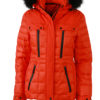 Ladies Wintersport Jacket James & Nicholson - grenadine black