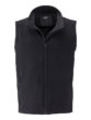 Mens Promo Softshell Vest James & Nicholson - black black