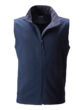 Mens Promo Softshell Vest James & Nicholson - navy navy