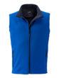 Ladies Promo Softshell Vest  James & Nicholson - nautic blue navy