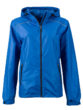 Ladies Rain Jacket James & Nicholson - royal navy