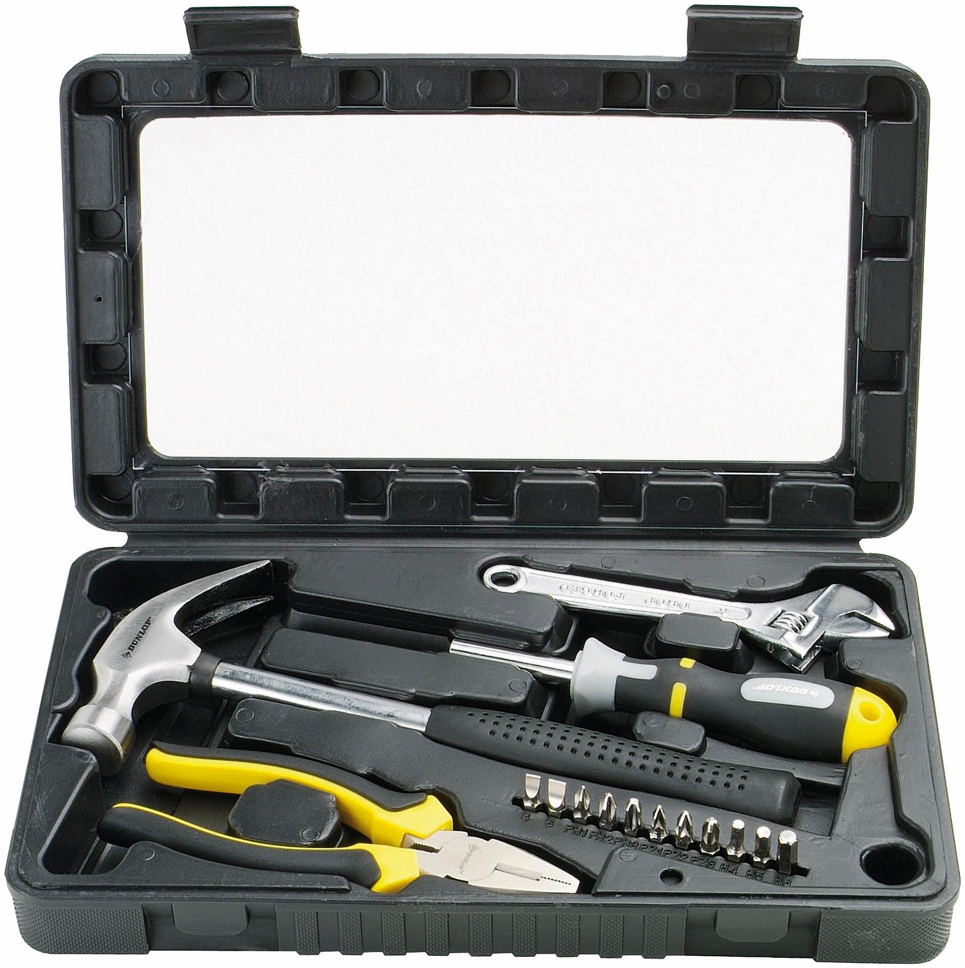 DUNLOP Werkzeugset 15tlg.