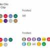 BiC Media Clic - Farben