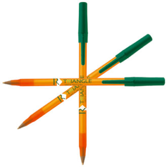 BiC Round Stic Kugelschreiber