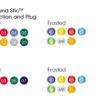 BiC Round Stic - Farben