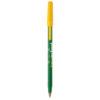BiC Round Stic Kugelschreiber - grün