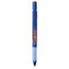 BiC Media Clic Grip Kugelschreiber - gefrostet blau