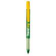 BiC Media Clic Grip Kugelschreiber - gefrostet grün