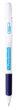 BiC Media Clic Grip Kugelschreiber - weiß/blau