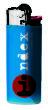 BiC J25 Feuerzeug Mini - blau
