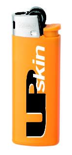 BiC J25 Feuerzeug Mini - pastel orange
