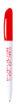 BiC Pivo Clip Drehkugelschreiber - weiß