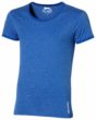 Werbeartikel T Shirt Slazenger Chip - heather blue