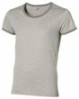 Werbeartikel T Shirt Slazenger Chip - heather grey